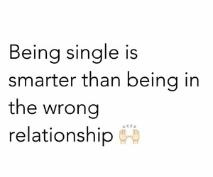 Relationship, single, and truth image
