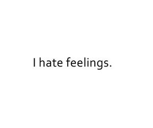 feelings, phrases, and text image