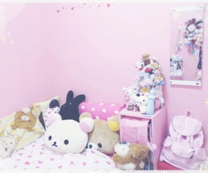 kawaii, room, and kawaii room image