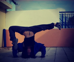 breakdance expression image