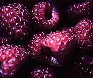 berry, indie, and maroon image