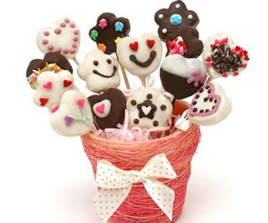 candy, cute food, and chocolate image