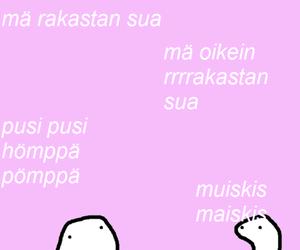 finland, suomi, and rakastaa image