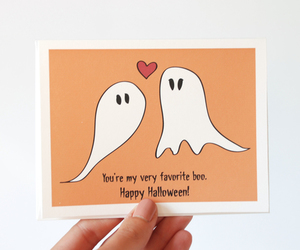 boo, Halloween, and happy image