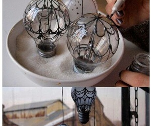 diy, decoration, and light image