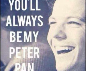 louis tomlinson, one direction, and peter pan image