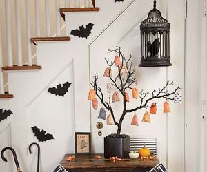 All Hallows, all hallows eve, and decorations image