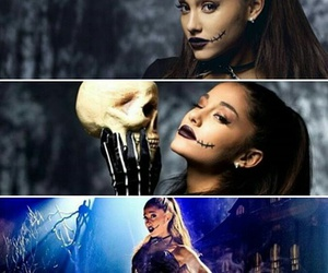 Halloween, ari, and ariana grande image