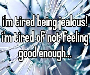 jealous and quote image