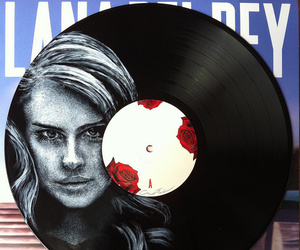 art, tumblr, and lana del rey image