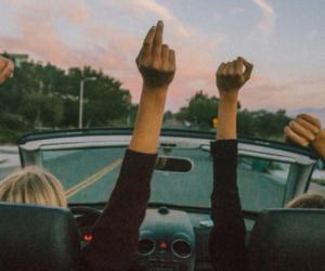 freedom, girls, and travel image