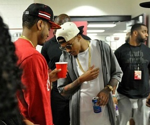 trey songz and august alsina image