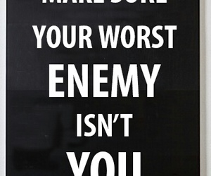 be, enemy, and you image