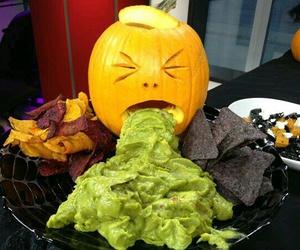 pumpkin, Halloween, and food image