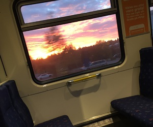 morning, sweden, and sunrise image