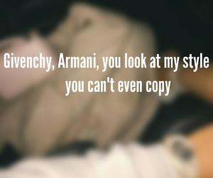 Armani, Givenchy, and luxury image