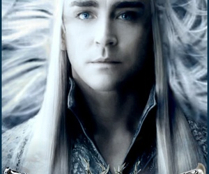 devianART, lee pace, and the hobbit image
