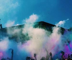 bangkok, color, and concert image