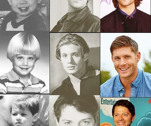 Jensen Ackles, jared padalecki, and supernatural image