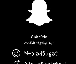 snap, add me, and talk to me image