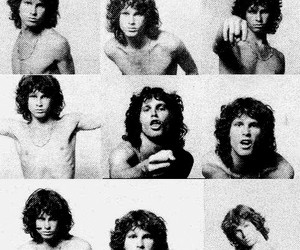 god, Jim Morrison, and the doors image