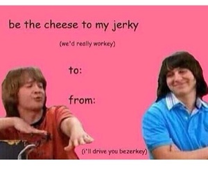 funny, hannah montana, and valentine image