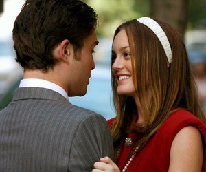 couple, gossip girl, and love image