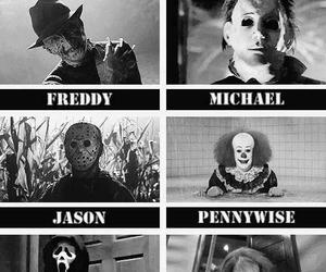horror, jason, and ghostface image