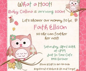 baby shower invites, inexpensive invitations, and baby shower evite image