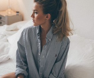 cozy, hair, and makeup image