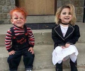 Halloween, kids, and Chucky image