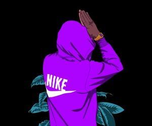 athletic, Drake, and nike image