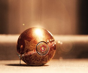 pokeball, pokemon, and steampunk image