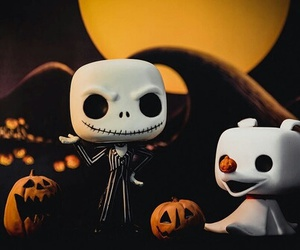 autumn, ghost, and happy image