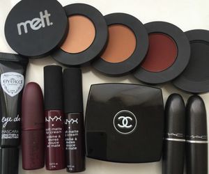 makeup, mac, and NYX image