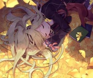 anime, anime girl, and sleep image