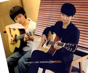 guitar, sungha jung, and time image