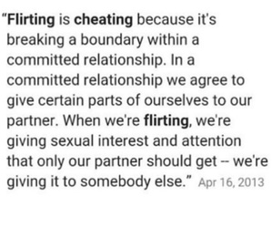 boyfriend, cheat, and flirt image