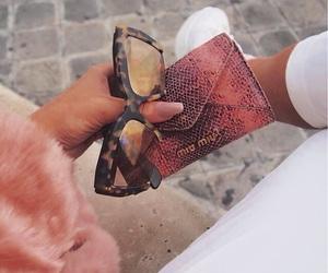 fashion, miu miu, and girly image