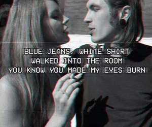 lana del rey, blue jeans, and grunge image
