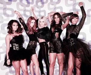 girl group, team sats, and rochelle humes image