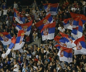 flags, serbs, and serbian flag image