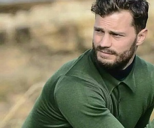 jamie, the fall, and christian grey image