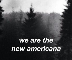 black and white, Lyrics, and wallpaper image