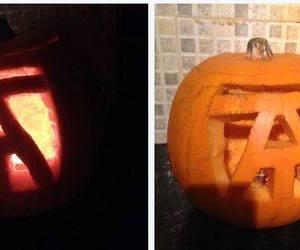 Halloween and twin atlantic image