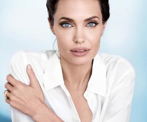 Angelina Jolie, beautiful, and jolie image