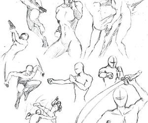 anime and draw image