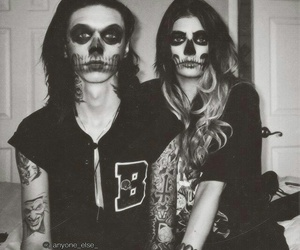 juliet simms and andy biersack image