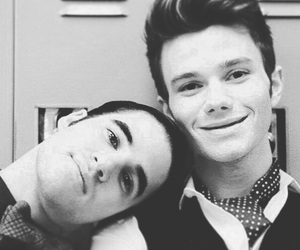 kurt hummel, klaine, and glee image