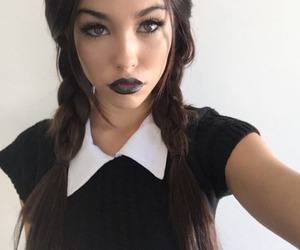 madison beer and Halloween image